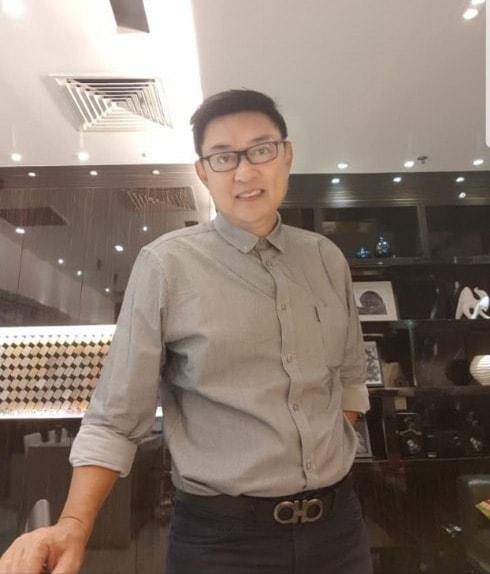 Interior Designer Maurice Chow